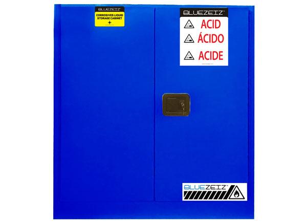 Corrosive/Acid Storage Cabinet, 30Gal/114L