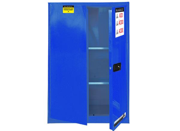 Corrosive/Acid storage cabinet, 45Gal/170L
