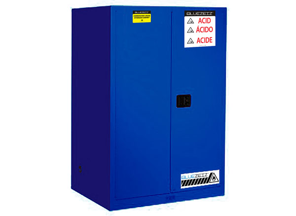 Corrosive/Acid Storage Cabinet, 60Gal/227L