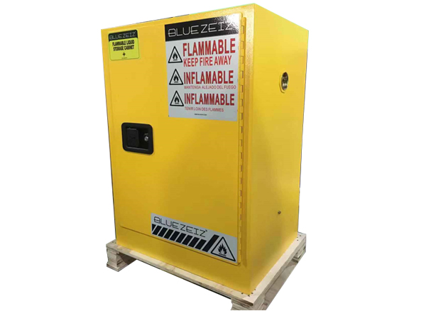 Flammable Storage Cabinet, 12Gal/45L