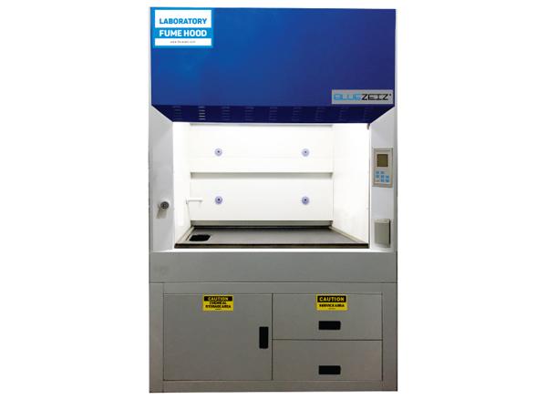 Tủ hút khí độc khung thép 1,2m