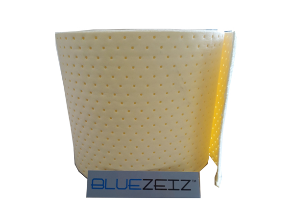 Chemical Absorbent Roll with dimples and perforated, 2mm