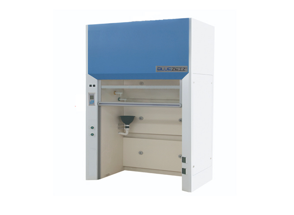 Walk-in Fume Hood, 1500mm