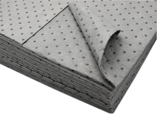 Universal Absorbent Pad with dimples and perforated, 5mm