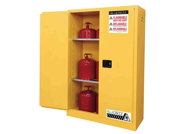 Flammable Storage Cabinet, 45Gal/170L
