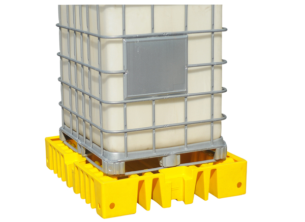 IBC Spill Containment Pallet, 1400x1170x240mm