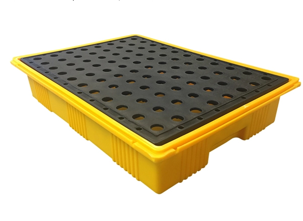 Spill containment tray countertop, 50x36x10cm