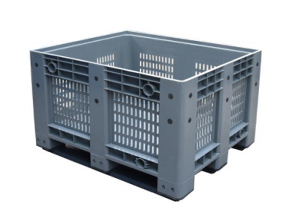 Pallet Container, vented, 120x100x76cm