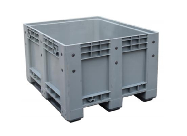Pallet Container, solid, 120x100x76cm