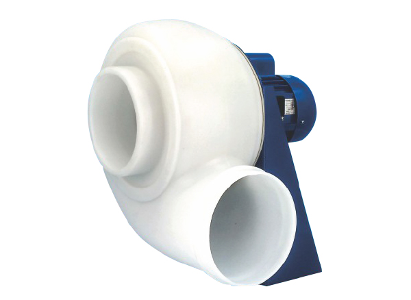 Plastic centrifugal fan, 2800rpm, 1100W, Outlet: 250mm
